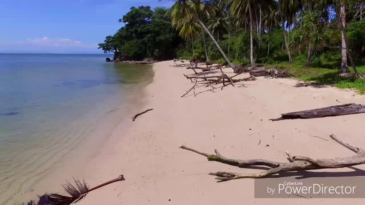 Phantom 3s Tanjung Simora Kab Kaimana Youtube Pantai Pasir 6
