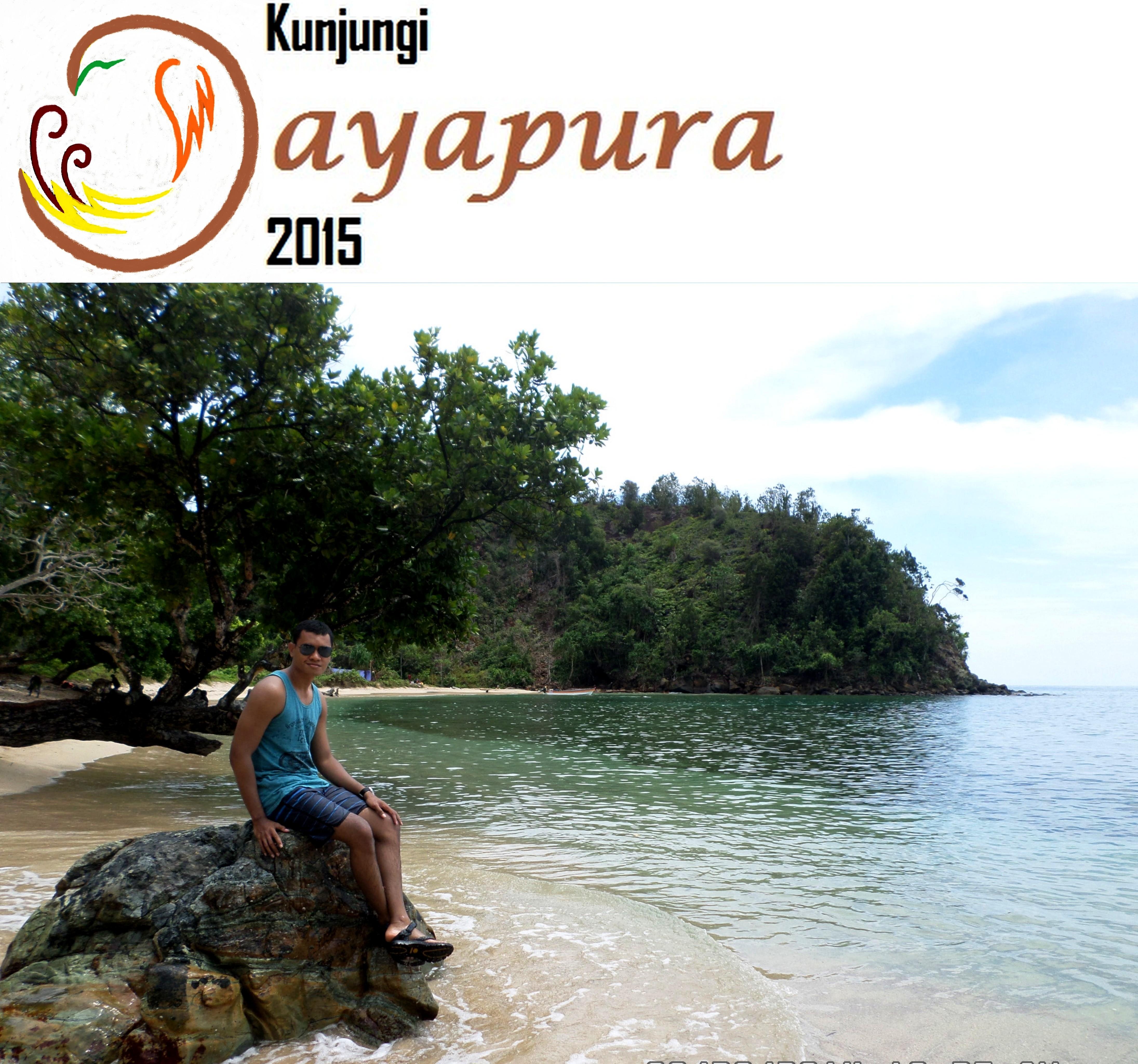 Tablanusu Eat Pray Travel Pantai Pasir 6 Skouw Kab Jayapura