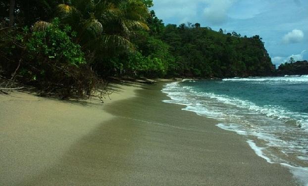 Tempat Wisata Jayapura 13 Layak Sobat Kunjungi Pantai Pasir Dua