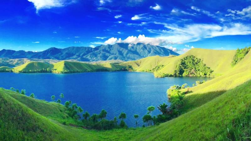 7 Keindahan Alam Jayapura Bakalan Membuat Siapa Pun Kepengen 1