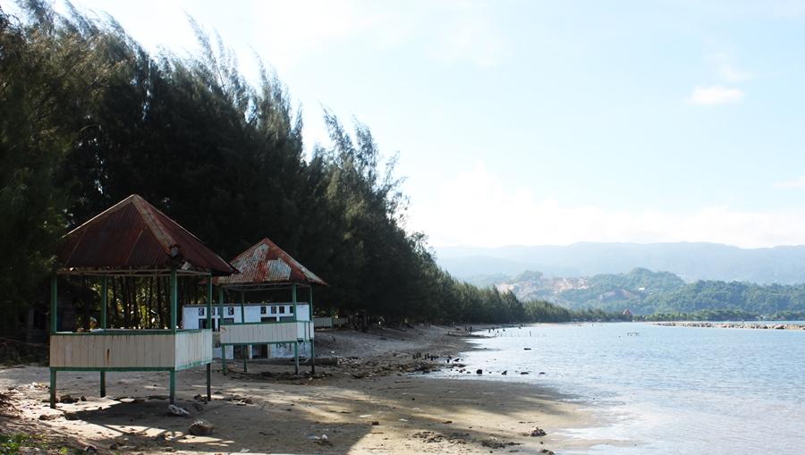 Pantai Hamadi Yacoba Kab Jayapura
