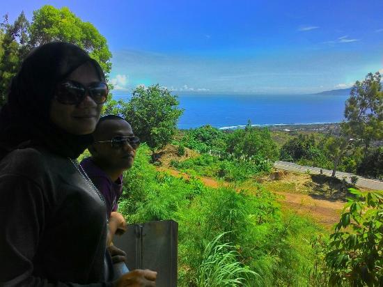 Pantai Pasir Putih Kota Jayapura Ulasan Base Indonesia Tripadvisor Yacoba