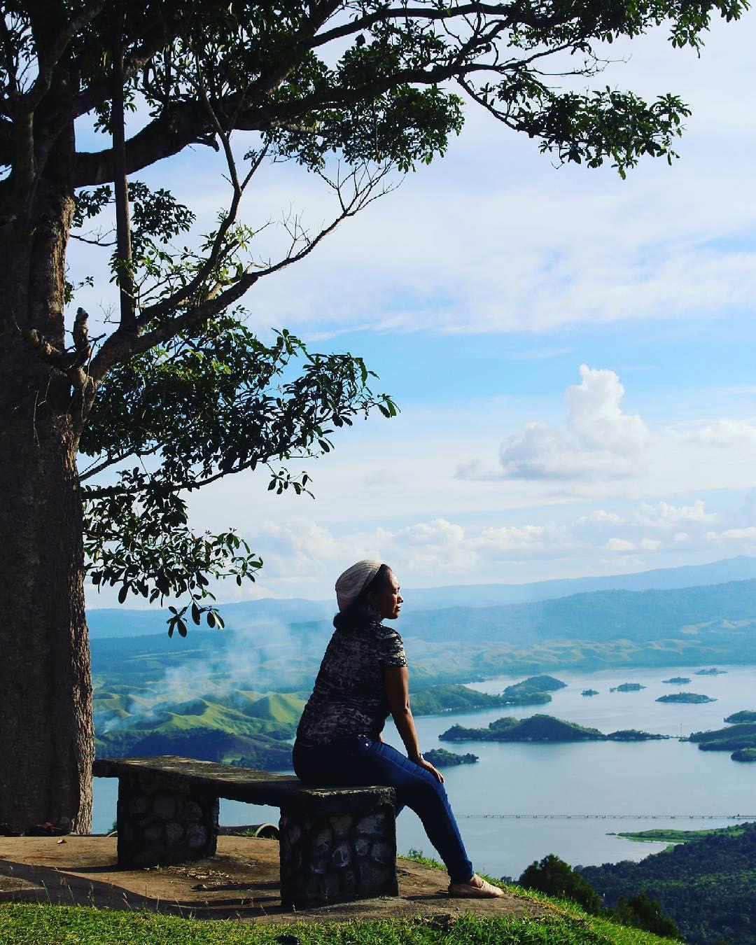 Wisata Papua Puncak Ifar Jayapura Menikmati Panorama Ketinggian Foto Oleh