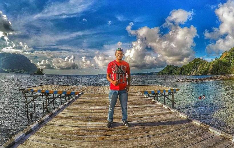 17 Tempat Wisata Jayapura Papua Hits Dikunjungi Pantai Tablanusu Pesawat