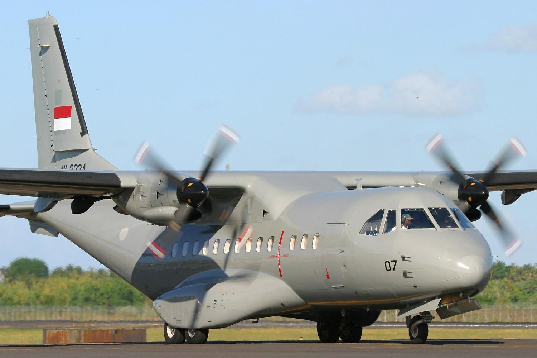Indonesia Jual Pesawat Au Senegal Pantai Gading Berita Papua Tengah
