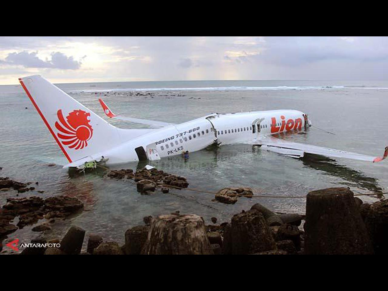 Inilah 32 Daftar Kecelakaan Pesawat Komersil Indonesia Sejak 35 Silam