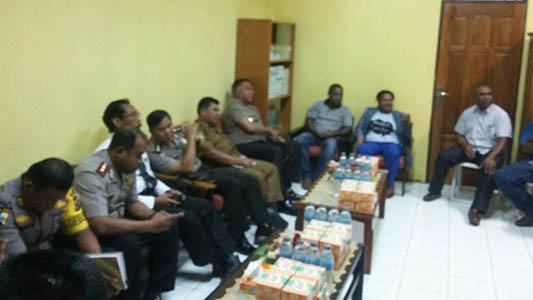 Kapolda Waterpauw Tinjau Kesiapan Pengamanan Pilkada Kabupaten Papua Irjend Pol