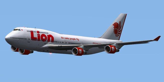 Lion Air Buka Rute Penerbangan Solo Jeddah Merdeka Pesawat Tengah