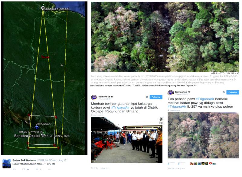 Mediacenter Credibility Pesawat Tengah Hutan Kab Jayapura