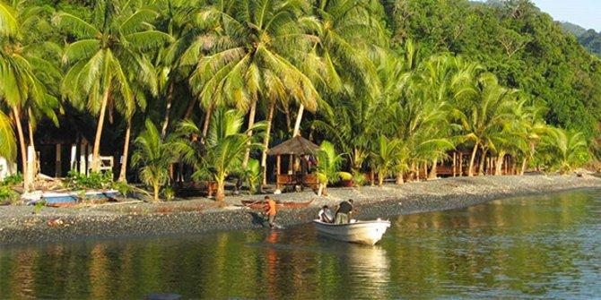 Mengintip Eksotisnya Desa Tablanusu Jayapura Merdeka Pesawat Tengah Hutan Kab