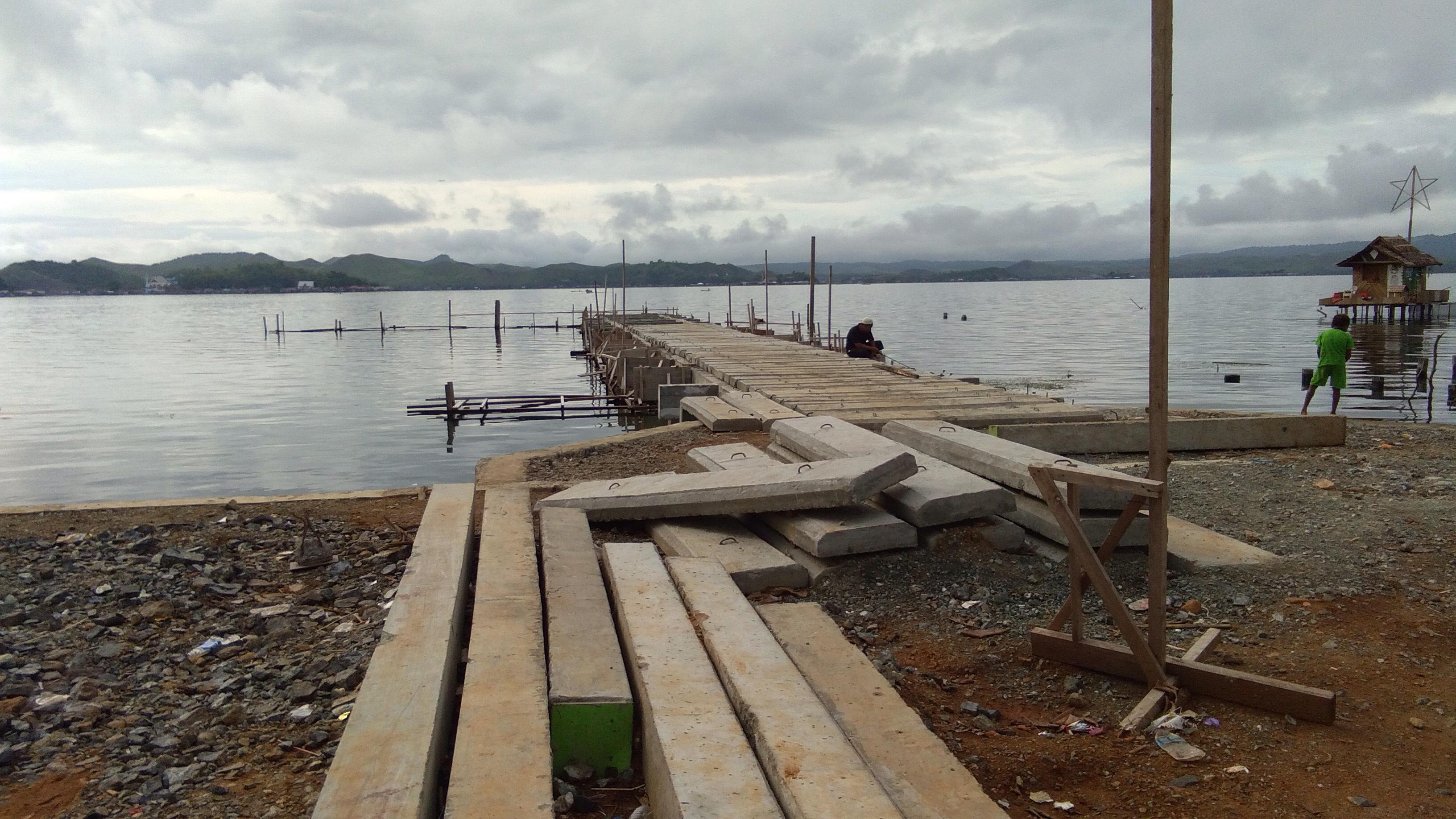 Pembangunan Dermaga Yahim Dprd Kabupaten Jayapura Surati Pemprov Pesawat Tengah