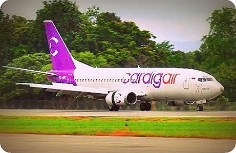 Pesawat Cardiq Air Alami Kecelakaan Landing Bandara Wamena Kota Jayapura