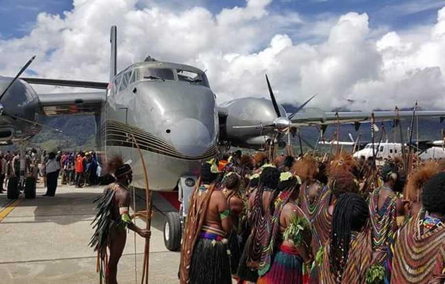 Pesawat Kargo Ditemukan 4 Penumpang Tewas Beritasatu Tengah Hutan Kab