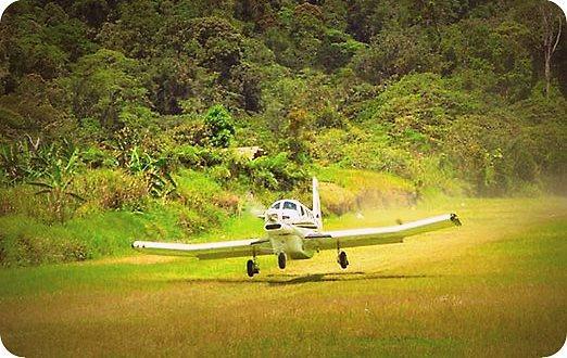 Pesawat Pac 750 Milik Komala Alami Kecelakaan Bandara Perintis Kota