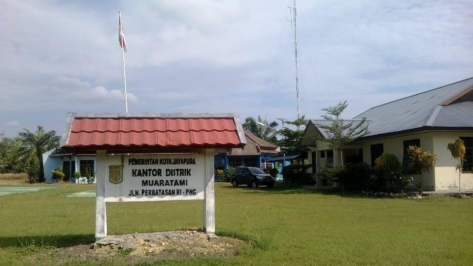 Daftar Nama Kecamatan Kelurahan Desa Kodepos Kota Kabupaten Jayapura Teluk