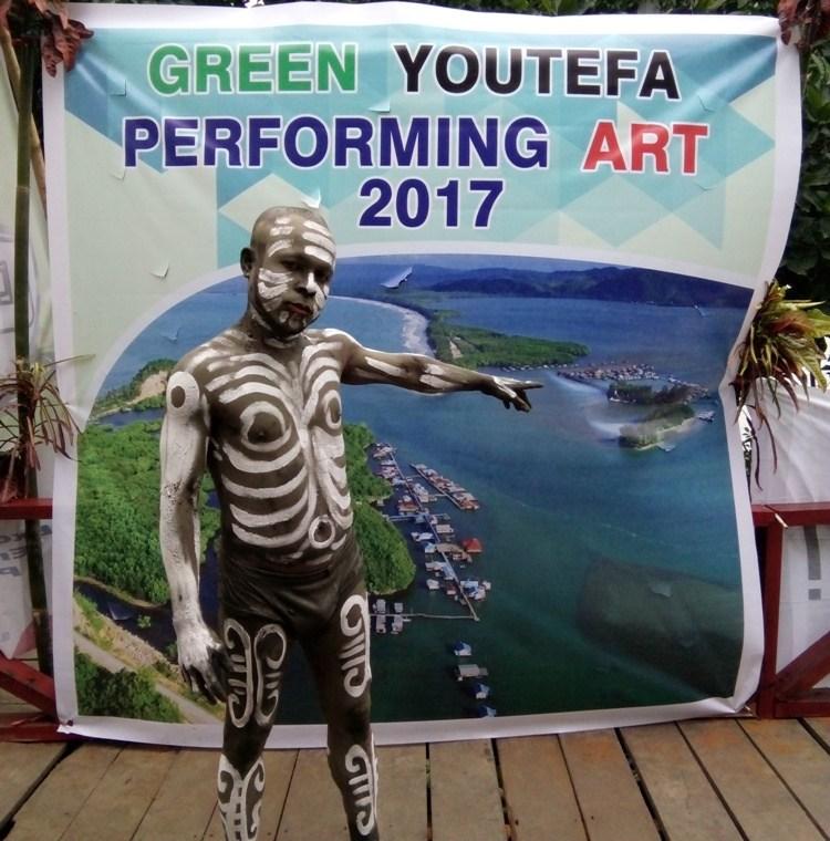 Green Youtefa Performing Art 2017 Diakhiri Ajakan Peduli Lingkungan Teluk
