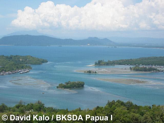 Info Konservasi Papua Conservation News Foto Taman Wisata Alam Teluk
