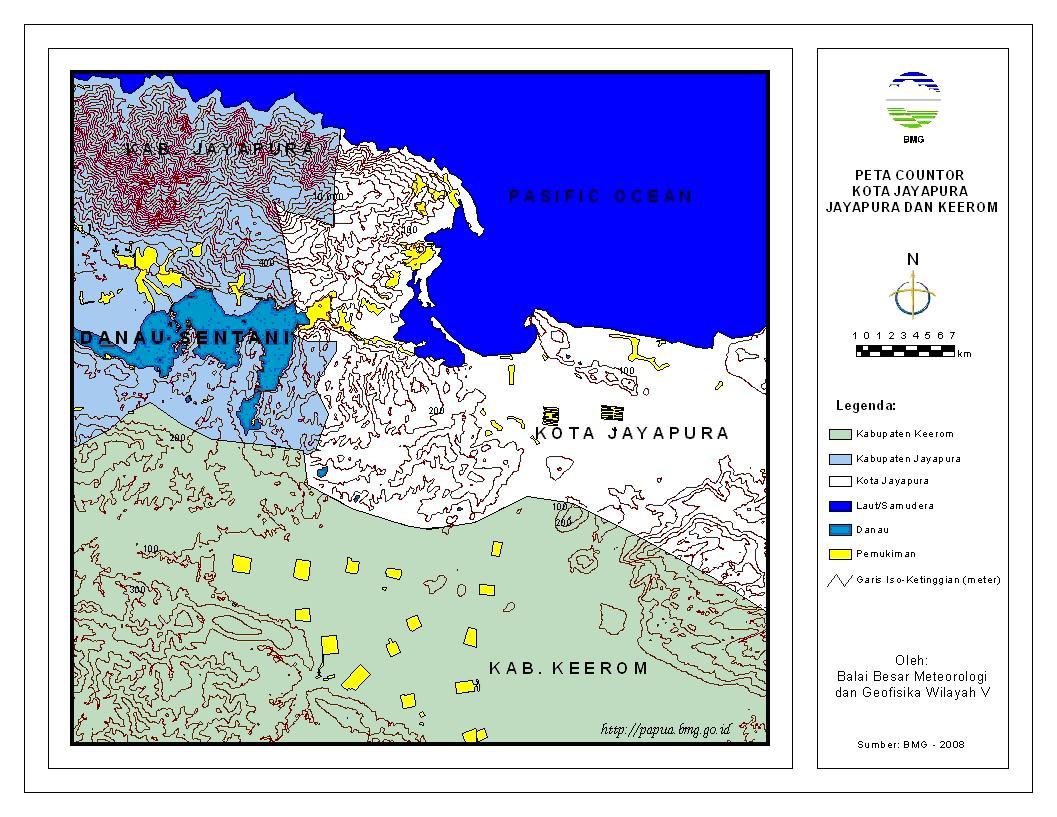Jayapura Contoh Ketidakjelasan Arah Pembangunan Indonesia Timur Depapre Kabupaten Sumber