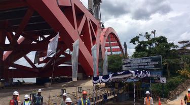 Jembatan Holtekamp Ikon Destinasi Wisata Papua Liputan6 Jayapura Tak Masyarakat