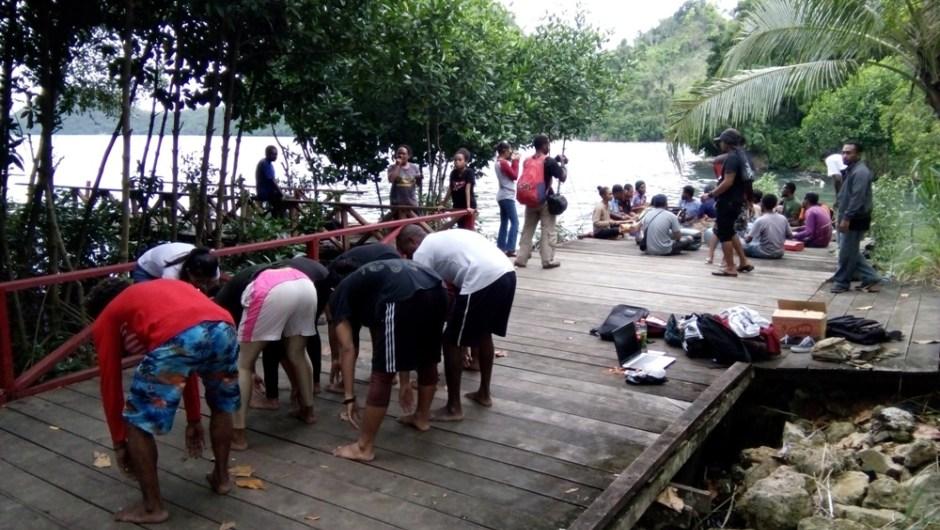 Kota Jayapura Bawa Pulang 4 Medali Emas Kaimana Lintas Papua