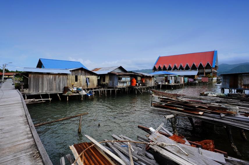 Menelusuri Asal Usul Penduduk Jayapura Kampung Enggros Pulau Keindahan Desa