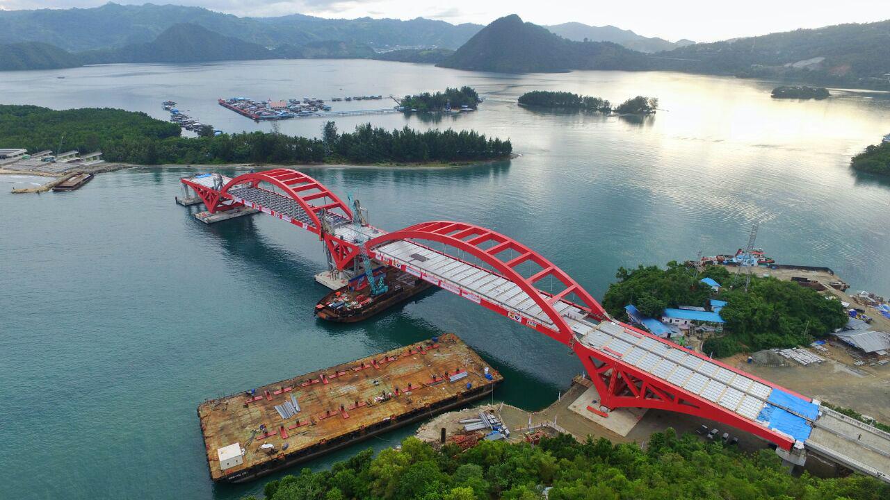 Pembangunan Jembatan Holtekamp Ditargetkan Rampung Lebih Cepat Share Tweet Jayapura