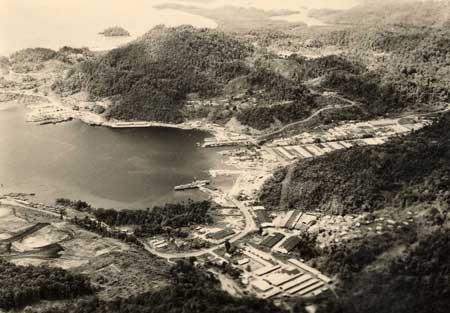 Pemerintah Kelurahan Koya Barat Distrik Muara Tami Kota Jayapura Menyusuri