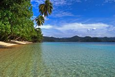 Skyline Teluk Youtefa Jayapura Papua Pic Irwan Chalid Harlen Bech