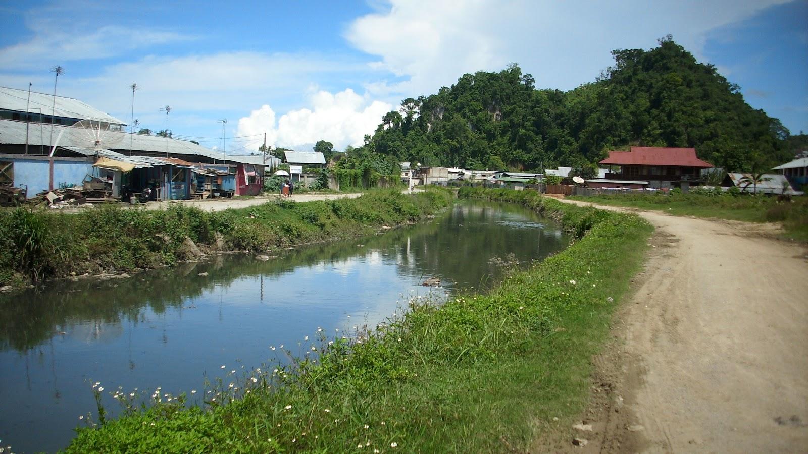 Telaga Hijau Ayo Selamatkan Sungai Acai Kota Jayapura Papua Terletak