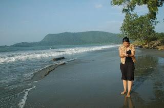Teluk Youtefa Pantai Holte Camp Bumi Nusantara Kawsan Terletak Dikota