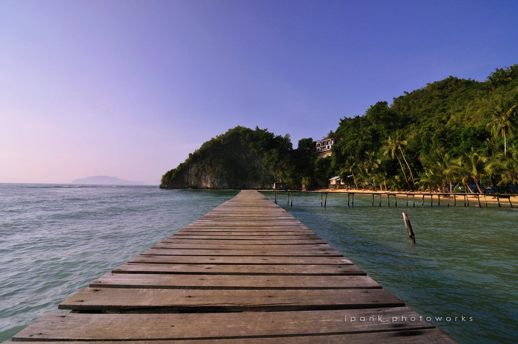 Tempat Wisata Jayapura 13 Layak Sobat Kunjungi Teluk Youtefa Kab