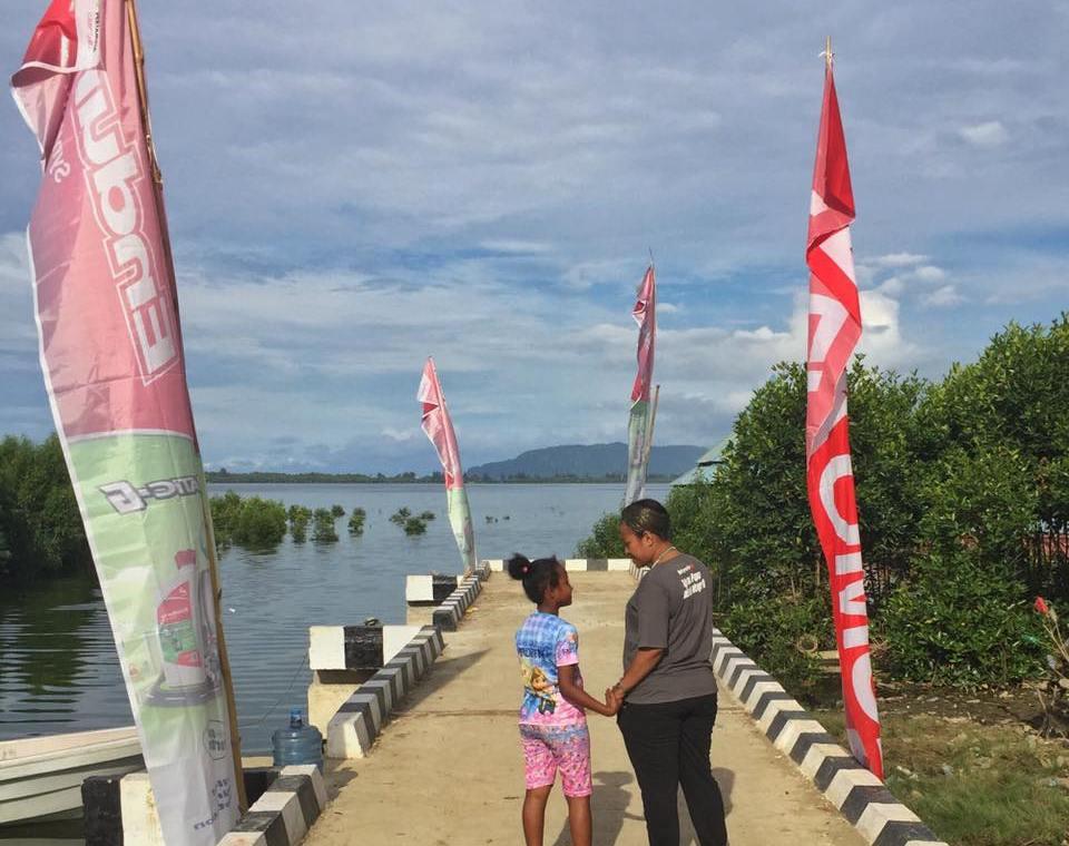 Warga Teluk Youtefa Apresiasi Gypa Ajak Peduli Lingkungan Lintas Papua