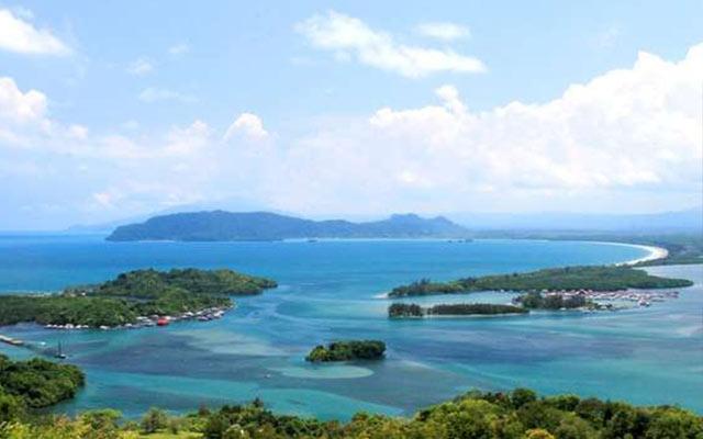 Wisata Alam Teluk Youtefa Jayapura Papua Rental Mobil Murah Kab