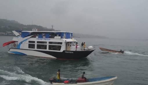 Youtefa Kapal Pesiar Pemkot Jayapura Daerah Jpnn Teluk Kab