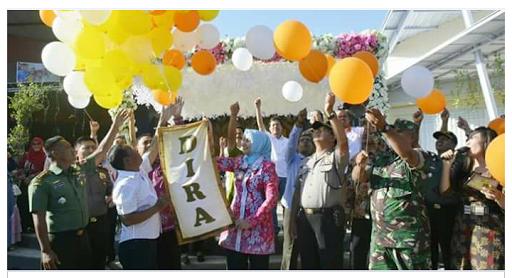 Bupati Jember Resmikan Grand Opening Dira Park Kec Kencong Faida