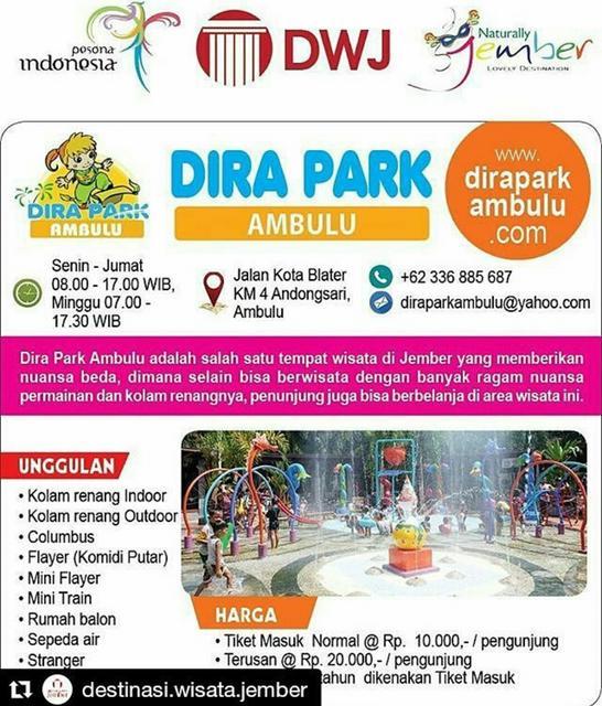 Jember World Carnival City Photos Page 57 Skyscrapercity Dira Park