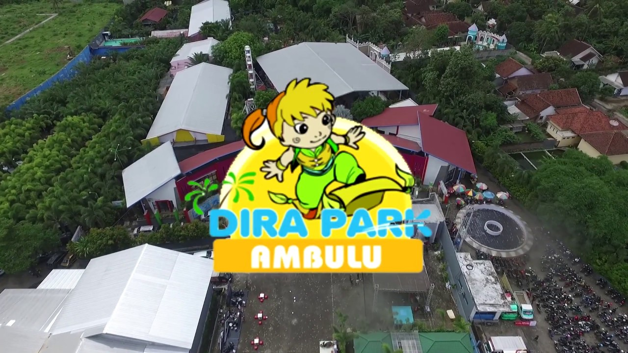 Wahana Dira Park Ambulu Jember Outbond Camp Youtube Kab