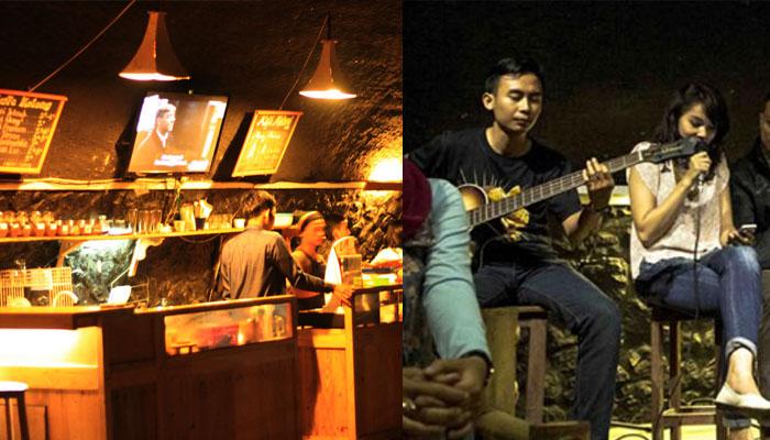 Cafe Kolong Jembatan Gokil Kota Jember Plinplan Net Kafe Kab