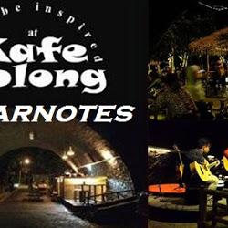 Kafe Kolong Jember Cafe Suasana Bawah Jembatan Dovar Tours Kab
