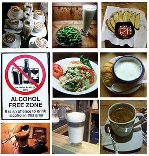 Kafe Kolong Menu Jember Kab