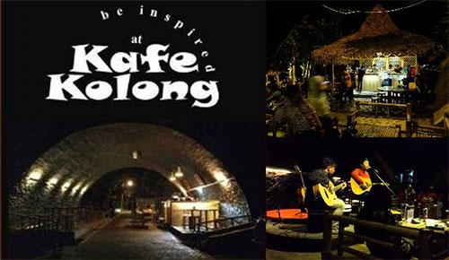 Wisata Kuliner Kafe Kolong Jember Kab