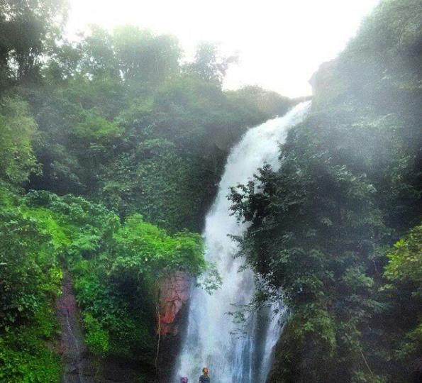 45 Tempat Wisata Terbaik Jember Sekitarnya Air Terjun Manggisan Kimo