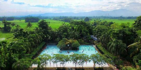 45 Tempat Wisata Terbaik Jember Sekitarnya Kimo Swimming Pool Kab