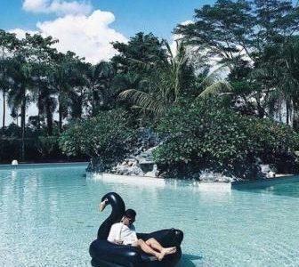 Kolam Renang Kimo Swimming Pool Jember Kab