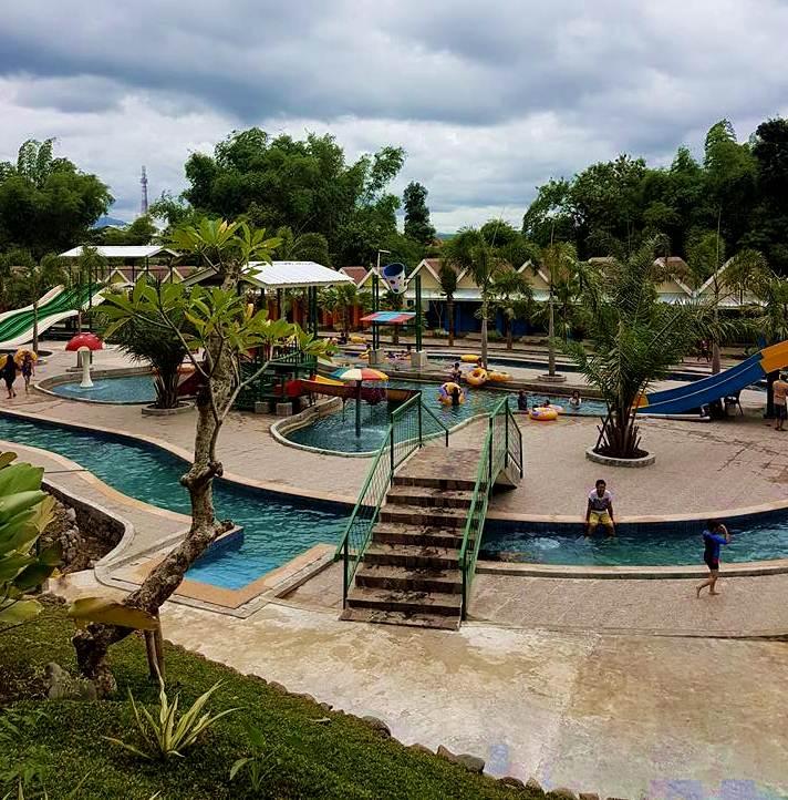 Kolam Renang Nongai Waterboom Pakusari Wisata Seru Jember Kimo Kab