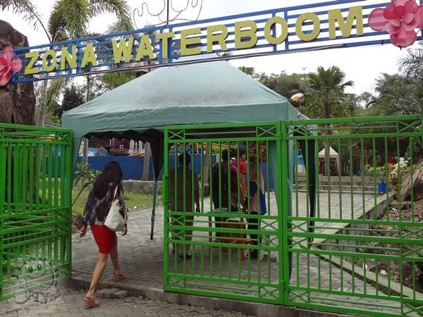 Tiara Waterpark Jember Ajib Kimo Kab