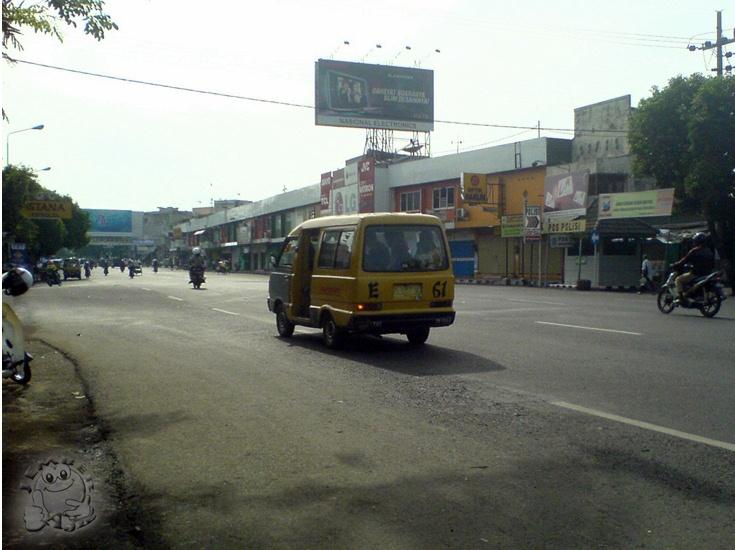 Traffic Jam Jember Ajib Jl Gajahmada Kimo Kab