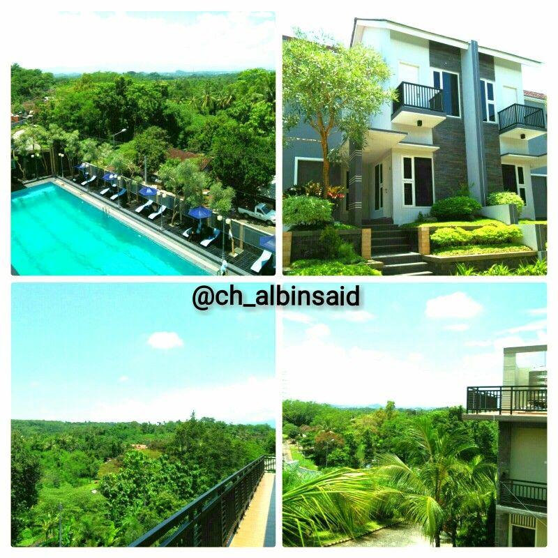 Green Hill Hotel Homestay Jember Jawa Timur Travel Kolam Renang