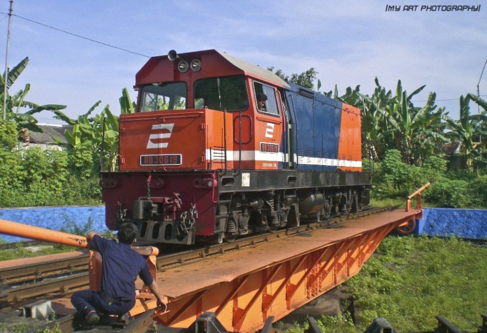 Jalan Baja Pustaka Arsip Kereta Api Indonesia Depo Medarrie Cimg0337