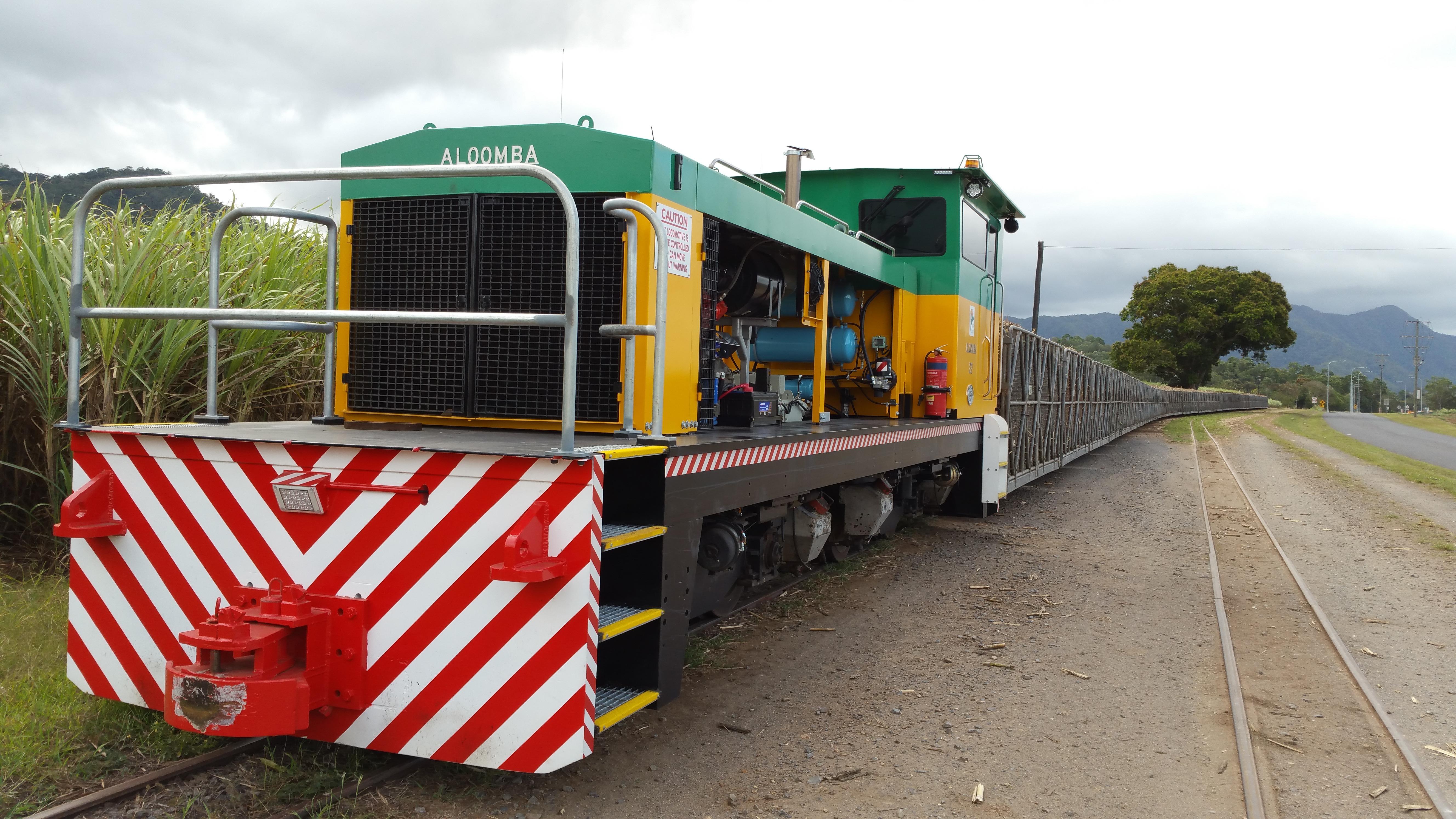 Tekan Kemacetan Akibat Truk Tebu Bupati Malang Berharap Kereta Lori